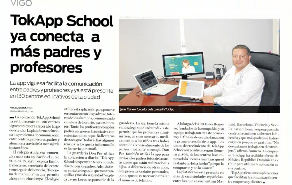 App Diario Atlántico