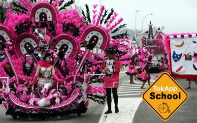4 desfiles de comparsas de carnaval que ya hubieras conocido por Tokapp School