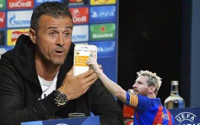 ¿Te imaginas al Barcelona usando TokApp School? Así sería la remontada al PSG