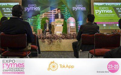 TokApp triunfa en la expedición española a México