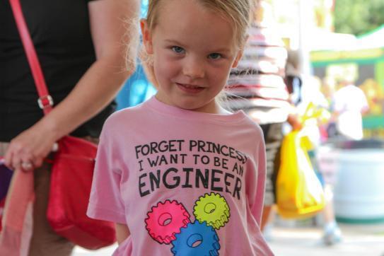 Día Internacional de la Niña: las mejores imágenes