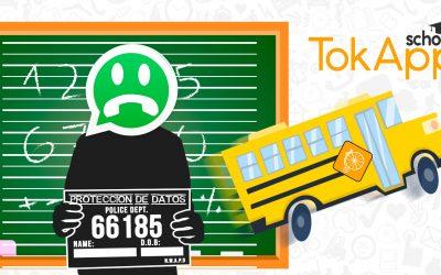 ¿Es ilegal que nos añadan a un grupo de padres de WhatsApp sin permiso?