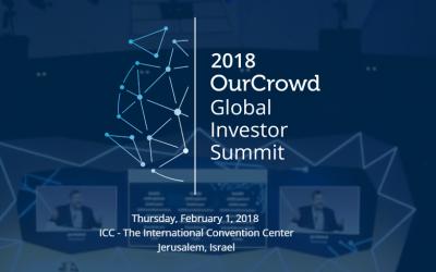 La comunicación segura viaja a Israel al OurCrowd Summit 2018