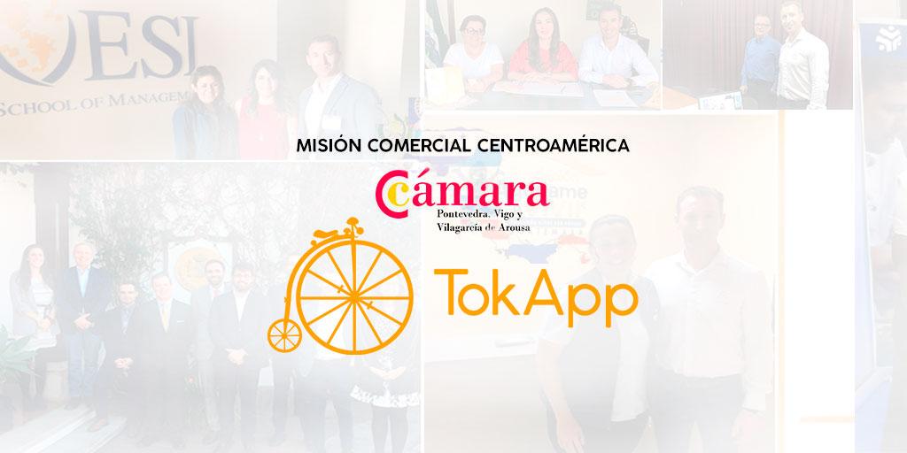 Así va la aventura de TokApp por Centroamérica