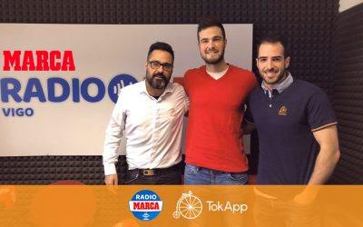 Comunicación para clubs deportivos: TokApp en Radio Marca