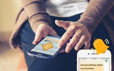 ¿No recibes las notificaciones de los mensajes que te envían en tu TokApp School para Android?