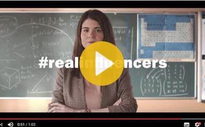 Realinfluencers, ¿son los profesores quienes más influyen en los jóvenes?