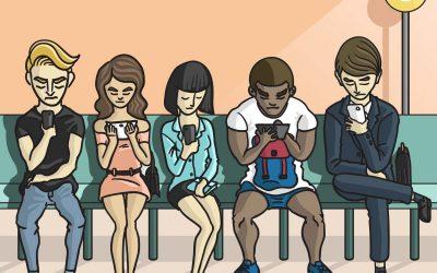 4 patologías derivadas del abuso de las TIC