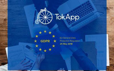 ¿Dudas con la GDPR en colegio? TokApp te ofrece asesoría legal