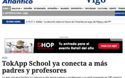 TokApp School en Atlántico