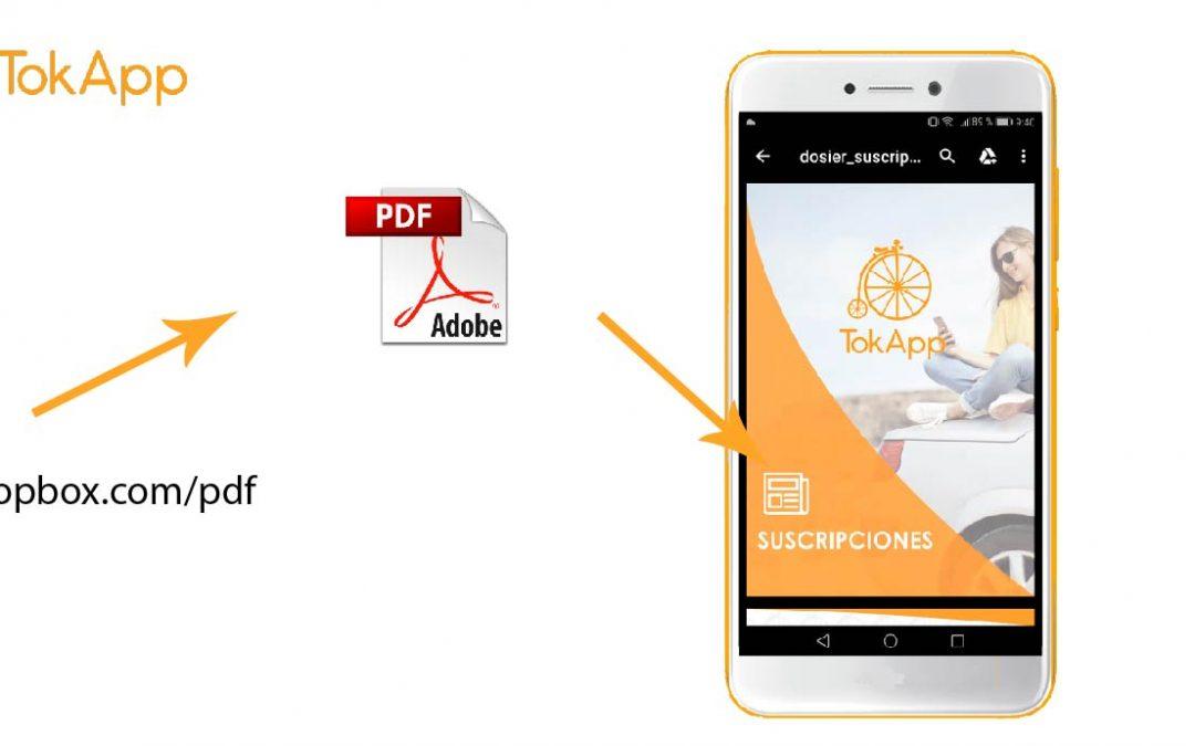 Guía rápida para abrir PDF en el móvil