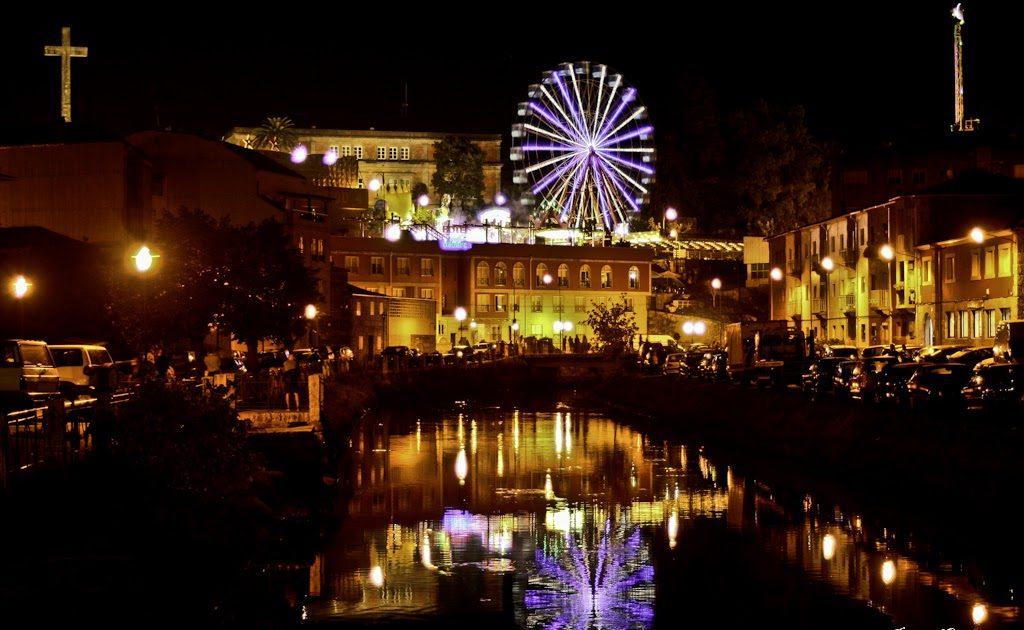 agosto galicia fiestas peregrina pontevedra