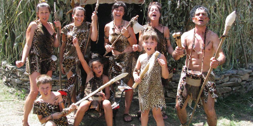 agosto galicia fiesta prehistoria mos