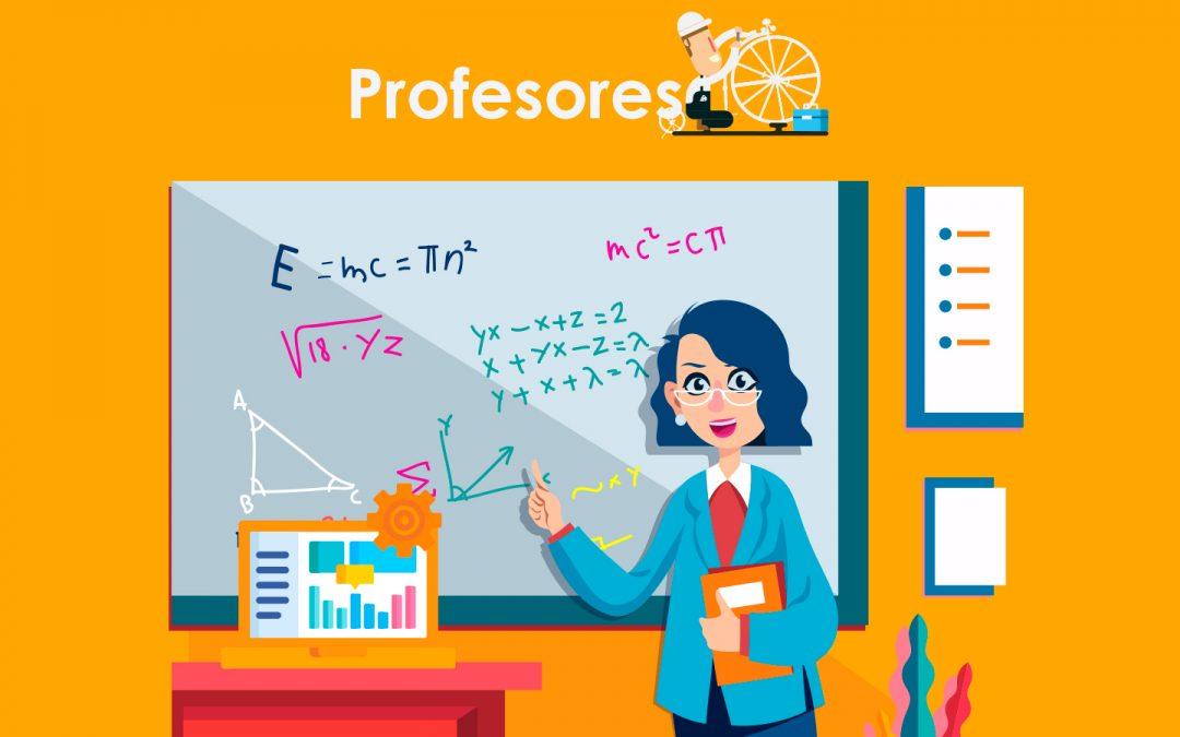 ¿Cómo creo un usuario de profesor?