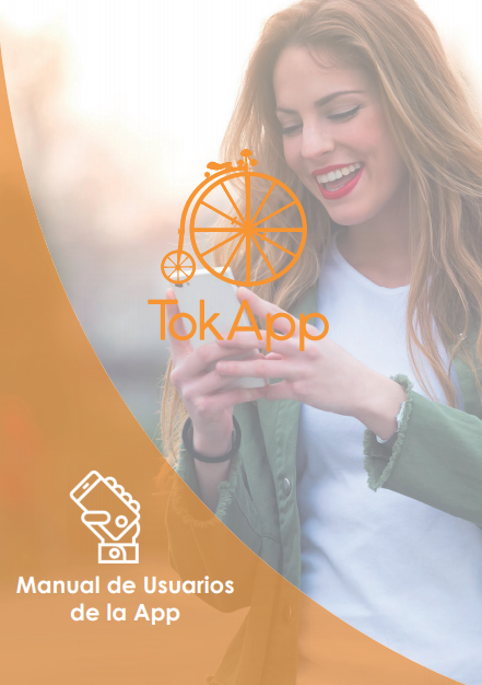Descarga el manual de usuarios para la App de TokApp