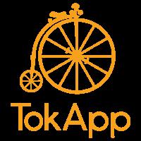Logo TokApp Chile para Pymes y empresas