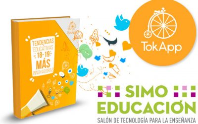 Tendencias Educativas 2018-2019 en SIMO