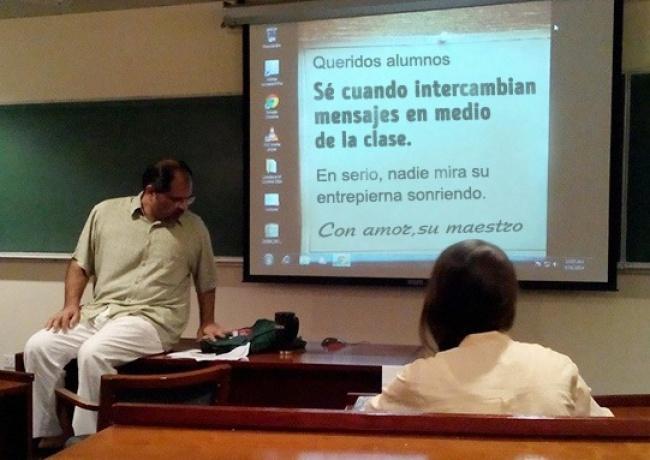 Día del maestro