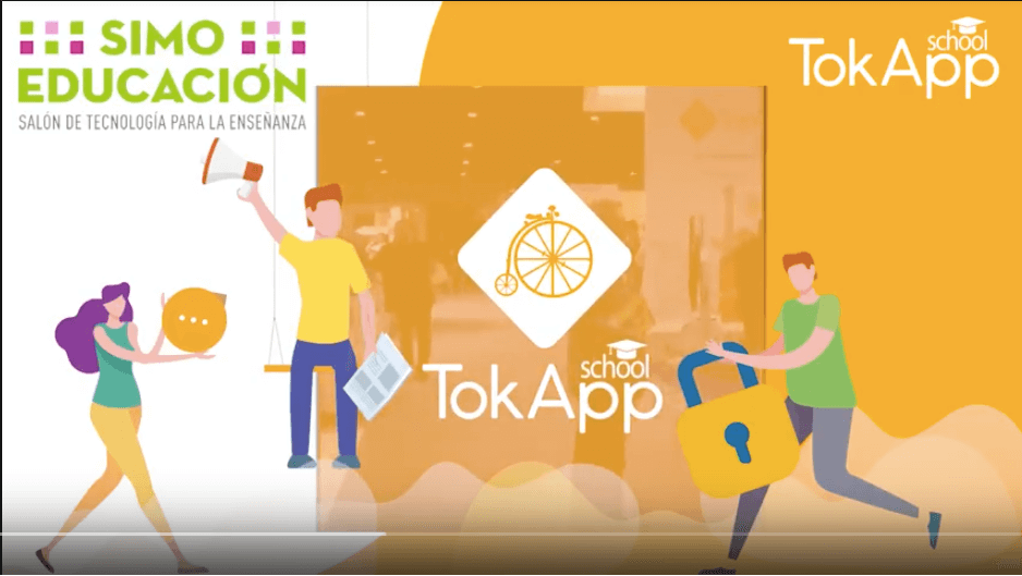 TokApp SIMO Educación 2018 – Video