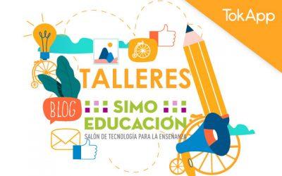 7 Talleres en SIMO para descubrir las novedades de educación