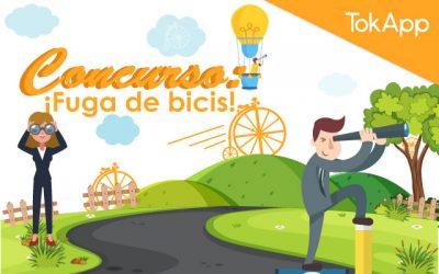 Concurso: ¡Fuga de bicis!