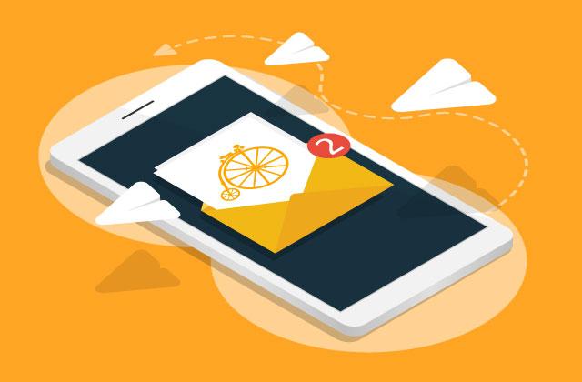 Notificaciones iphone, app de mensajería TokApp y TokApp School