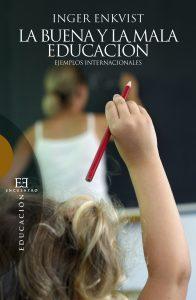 libro La buena y la mala educación