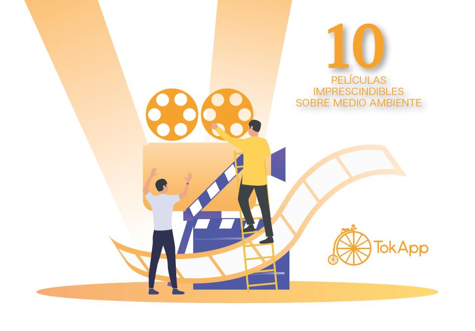 10 películas imprescindibles sobre medio ambiente