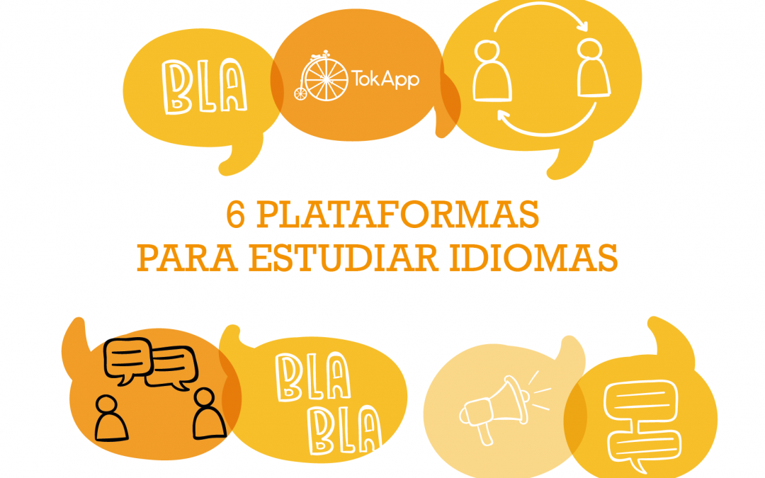 Seis plataformas para estudiar idiomas