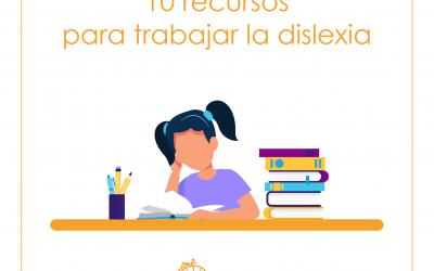 10 recursos para trabajar la dislexia