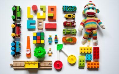 ¿Conoces los juguetes sostenibles?