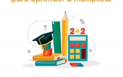 Juegos interactivos para aprender a multiplicar