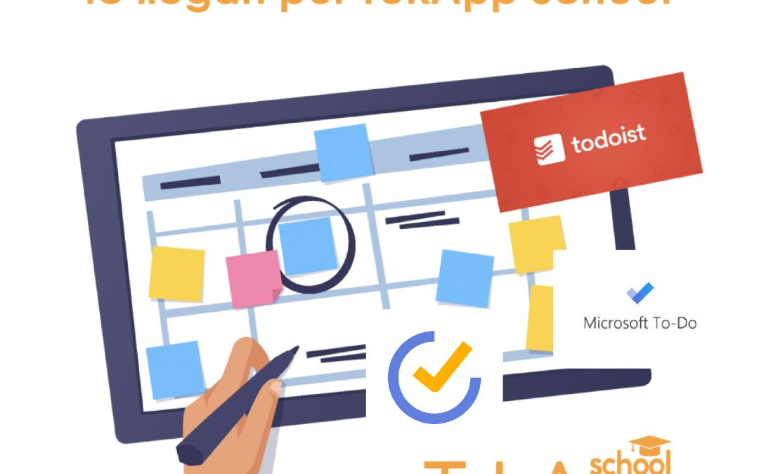 Cómo organizar los deberes que te llegan por TokApp School
