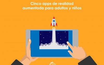 Cinco apps de realidad aumentada para adultos y niños