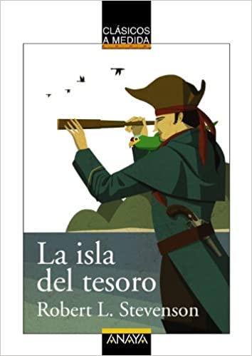 La Isla del Tesoro, Robert Louis Stevenson