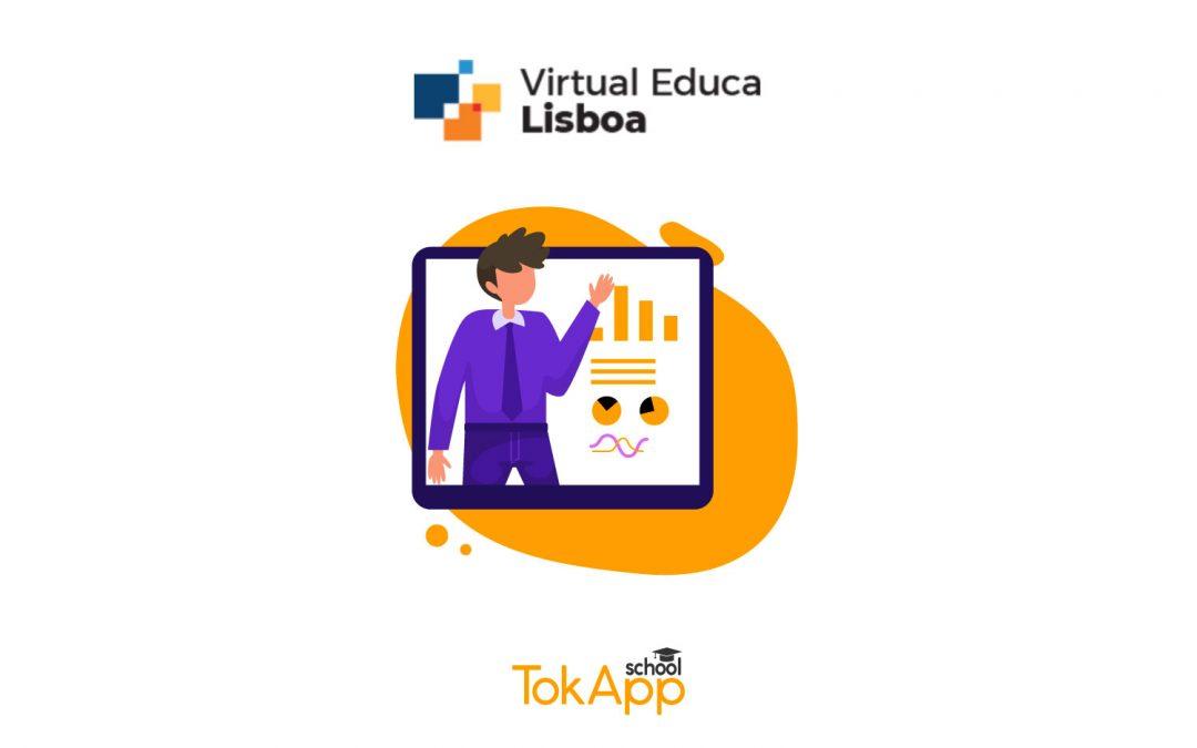 Virtual Educa Lisboa 2021: La comunicación entre escuela y familia de la mano de TokApp School