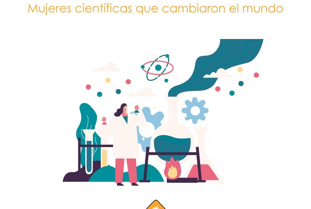 Mujeres científicas que cambiaron el mundo